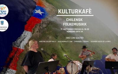 Kulturkafe – Chilensk folkemusikk