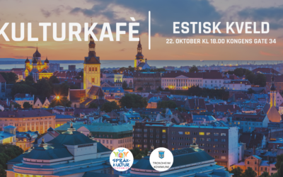 Kulturkafé – Estisk kveld